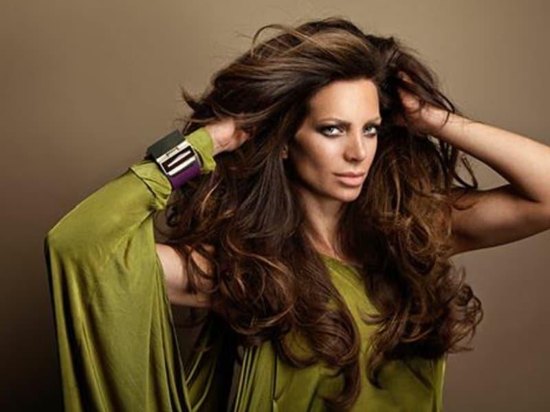 A sleek new look by Mark James Hair Studio